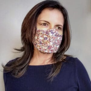 alloch facemask floral