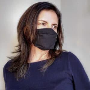 alloch facemask black